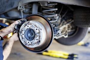Promotion on brake changes call us today for a quote