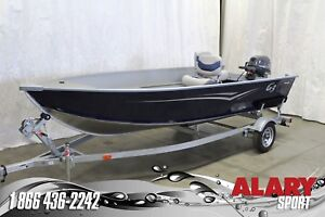 2018 g3-boats G3 Boats GUIDE V150 T