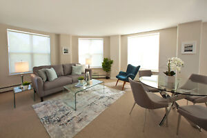 1 Bedroom + Den in Downtown Halifax Overlooking Citadel Hill!