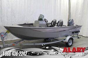 2018 g3-boats G3 Boats ANGLER V16 C