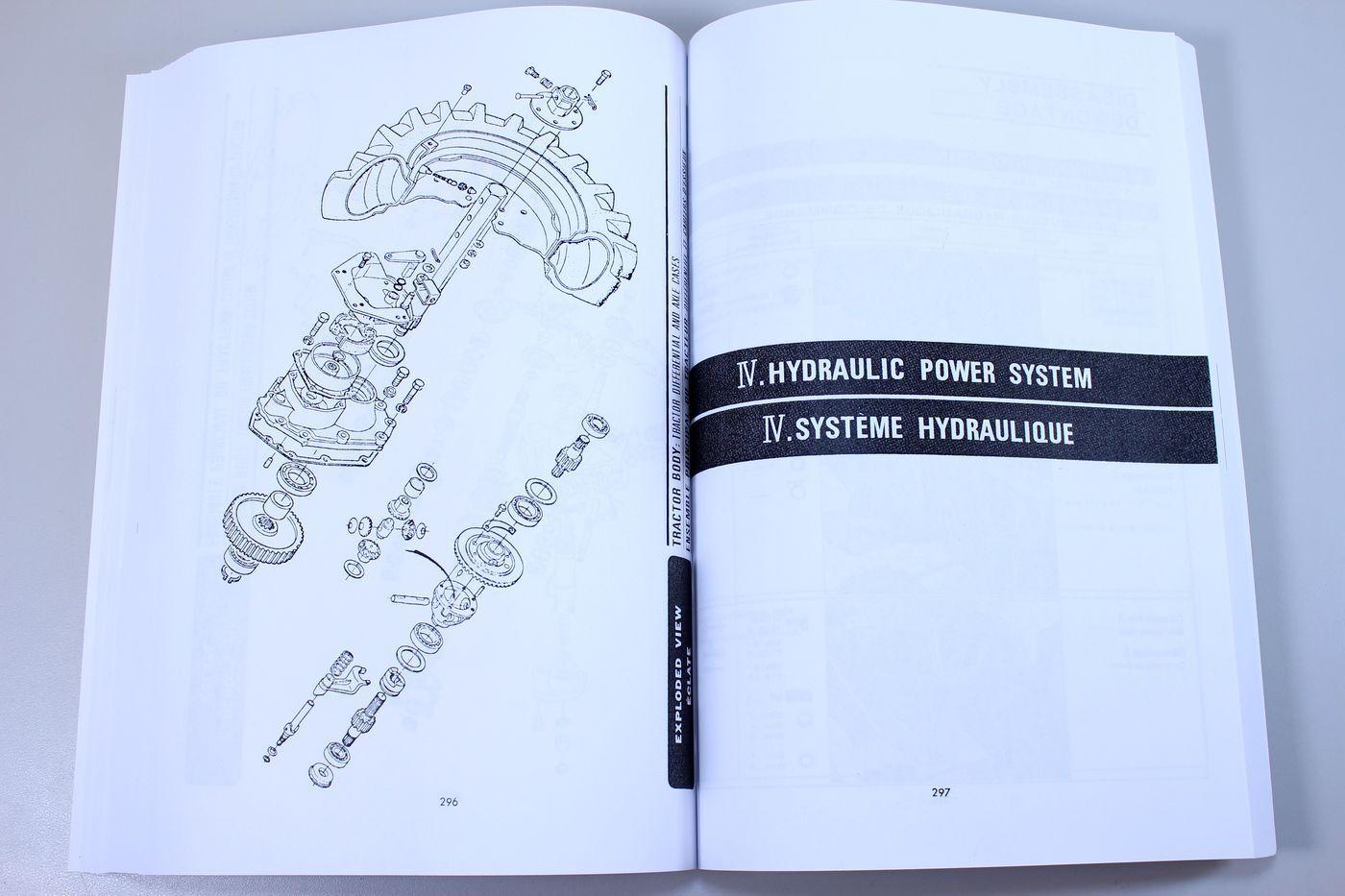 Kubota B5100 B6100 B7100 Tractor Service Repair Manual Shop Book Wiring Schematic 9 Of 12 Overhaul 10