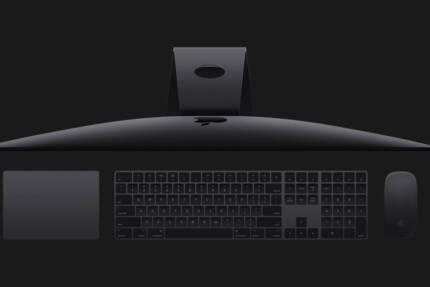 iMac Pro Space Grey Magic Keyboard & Mouse