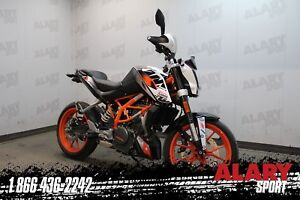 2015 bmw KTM DUKE 390 ABS