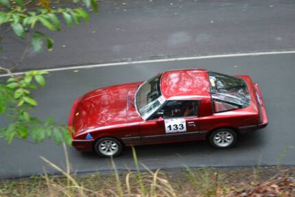 1983 Mazda S2 RX7 13B ROTARY Competition Car Noosa Heads Noosa Area Preview