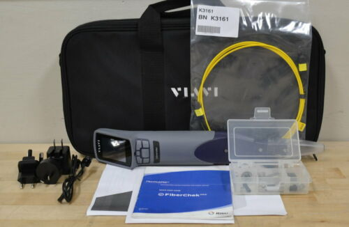 Viavi Sidewinder MPO FiberChek Fiber Inspection and Analysis Probe Kit w/Tips