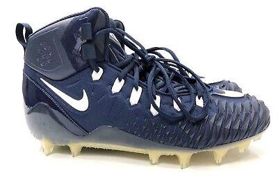 dec89cb5fa4e Nike Mens Force Savage Pro TD PROMO Football Cleats Blue Sz 16 918346-414