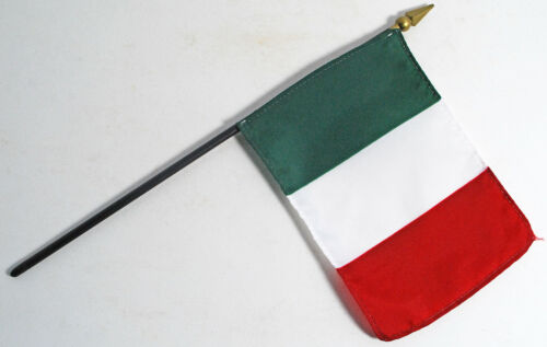 Vintage Table Flag Italy