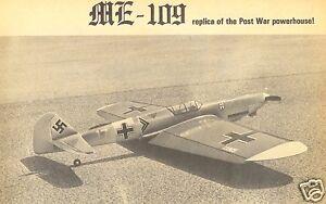 Model-Airplane-Plans-Me-109-51-UC-Stunt-by-Jack-Sheeks-Apr-70-FM-article