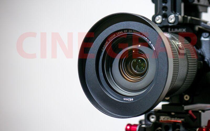 Step-up Ring 82mm 114mm OD for DSLR Lens CINE Matte Box Bright Misfit Arri MB