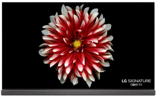 "LG 65"" Class (64.5"" Diag.) OLED 2160p Smart 4K Ultra HD TV with High Dynamic Range Silver OLED65G7P"