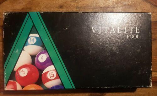 Vitalite vintage 1 7/8