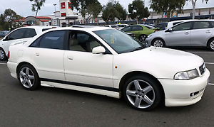 Swaps for GSXR. Audi A4 99 2.4 Auto 12months reg. Geelong Geelong City Preview