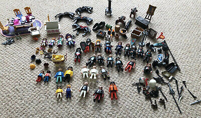 Playmobil figures Large Job Lot bundle Knights Royals Castle Horses Weapons