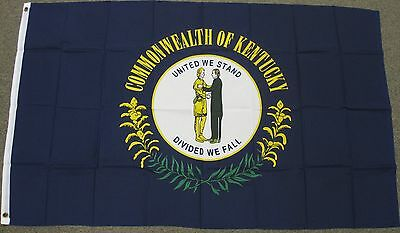 3X5 KENTUCKY STATE FLAG! KY FLAGS! STATES NEW USA F245