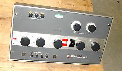 Leeds Northrup Model 7554 Type K-4 Potentiometer