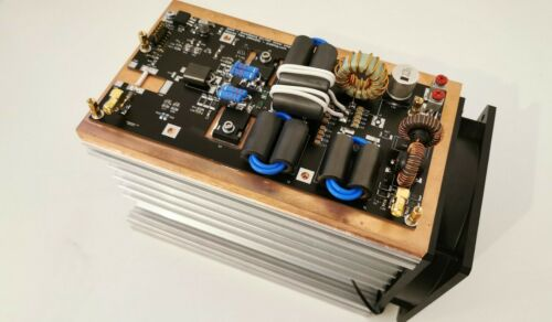 A600 - LDMOS linear amplifier kit 600W 1.8-72MHz for QRP FT-817, KX2, KX3, X5105