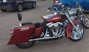 2005  Harley Road King Custom Bagger Trades