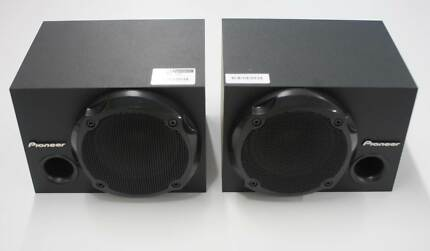 Pioneer Left And Right Surround Speakers, Excellent Condition Nerang Gold Coast West Preview