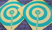 Acclaim 4 X Reject Bowls Target Diamond Bowling Scoring Game Yel Gren Design 48, - acclaim - ebay.co.uk