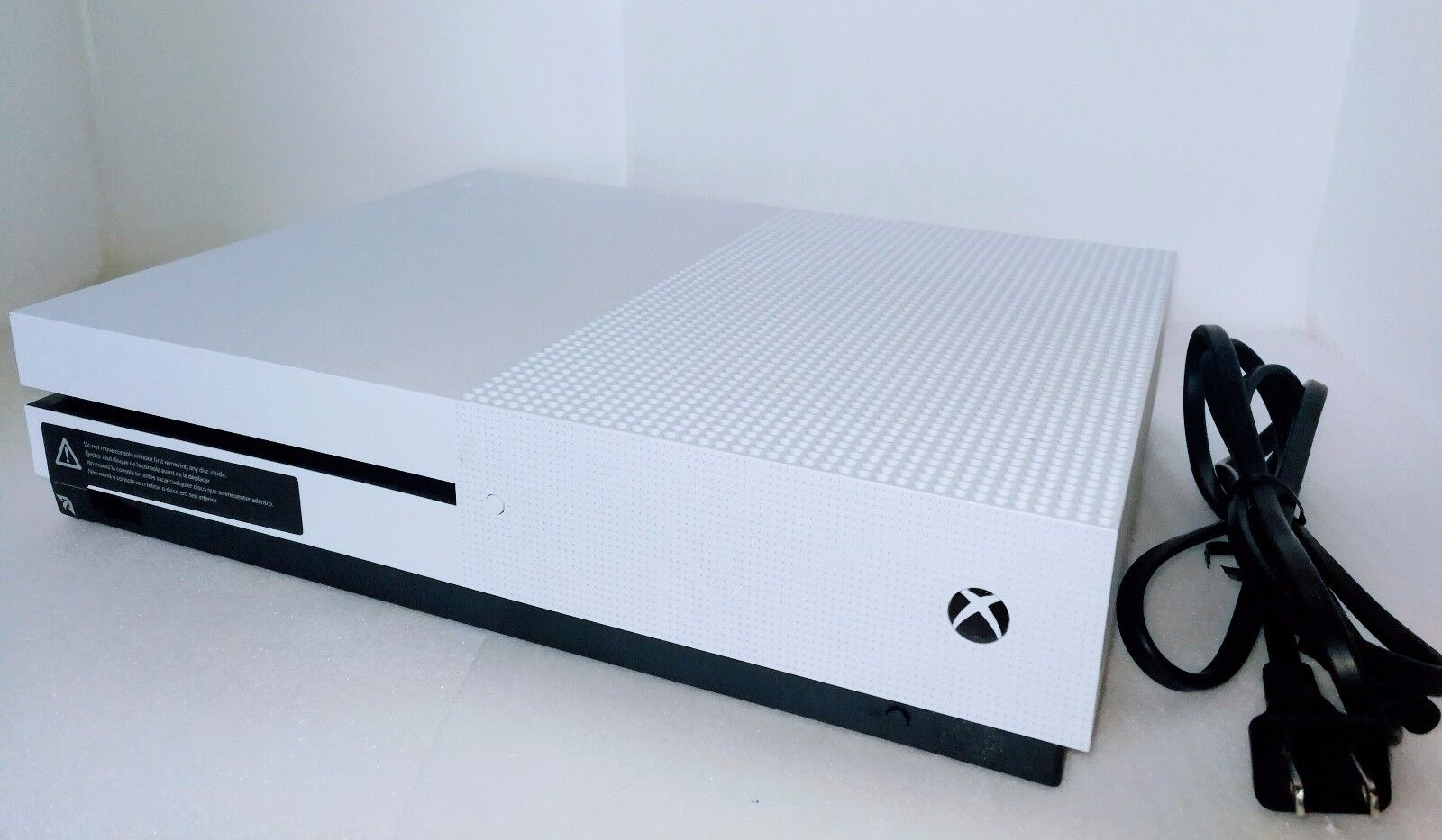 Microsoft Xbox One S 2TB, 1TB, 500GB Console Only OneS White Or Military Green