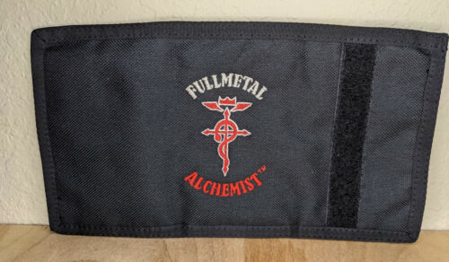 Fullmetal Alchemist - Anime merchandise Mythwear wallet