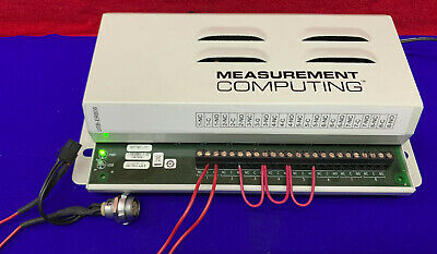 Measurement Computing Usb-erb08 8 Channel Relay Interface Device 193776c -01