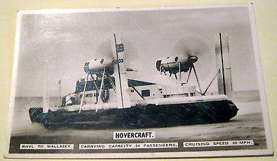 Ship Hovercraft Bamforth - unposted