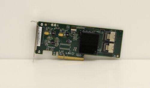LSI SAS9201-8i PCIe x8 6Gbps SAS/SATA Raid Controller Card H3-25268 Low Profile