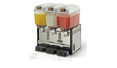 Cofrimell 3-flavor Cold Beveragejuice Dispenser Cd3j 110v