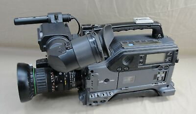 SONY DSR-390 DIGITAL VIDEO CAMERA CANON MACRO TV ZOOM LENS 7.3-102MM DVCAM