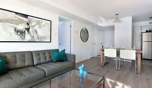 One Month Free Luxury 2  Bedroom Apartment with Top Floor Views