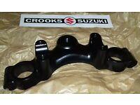 New Suzuki RMX-250 Steering Head Stem Top Yoke 89-98 No 51311-29EA0 Genuine NOS