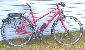 Tour/Commute Bicycle Gudereit LC-M 57 cm frame