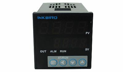 Inkbird ITC-106VH Digital Pid Temperature Controller Fahrenheit heater cooling