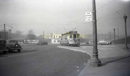 SF Municipal Railway Trolley