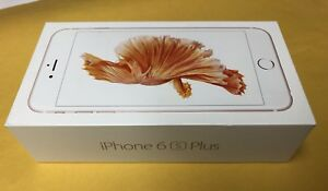 For Sale: IPhone 6S Plus Rose Gold - Empty Box