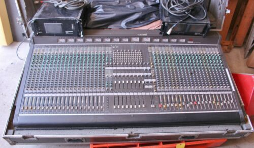 Yamaha PM3000C-40 Mixer Mixing Board w/ Power Supplies Cover & Case