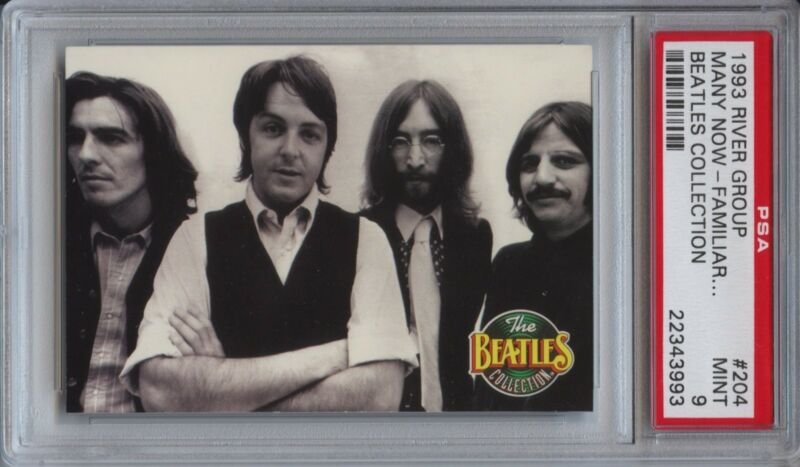 1993 RIVER GROUP BEATLES COLLECTION 204 Revolver/Sgt.Pepper