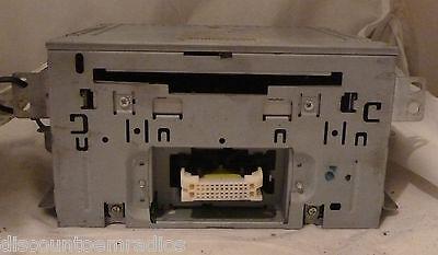 04 08 Mitsubishi Endeavor Eclipse Galant Radio Cd Mp3 Mechanism 8701A045 B4046