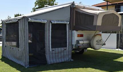 2006 Jayco Hawk Outback Murrumba Downs Pine Rivers Area Preview