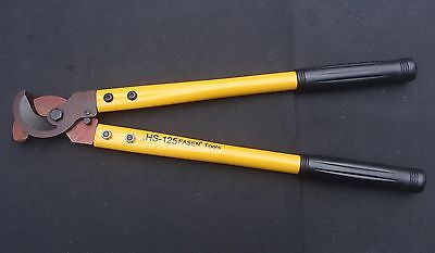 Insulated Cable Wire Harness Cutters 10- 40 Awg Pro Grade Hs-125