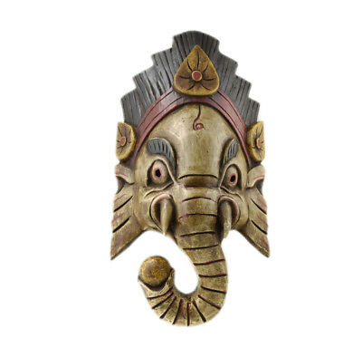 Mask Hat and Mitten Set of L Himalaya Ganesh Elephant NEP15 C