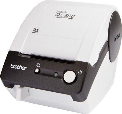 Brother P-touch QL-500BW Etikettendrucker (QL500BWG1) Auflösung 300 x 300