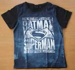 ORCHESTRA - 8 ans - Tee-shirt Batman/Spiderman