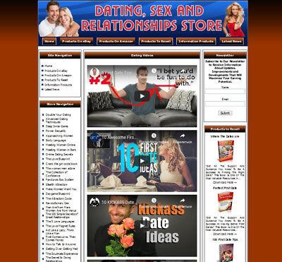 Online Dating Tips Website Business For Sale