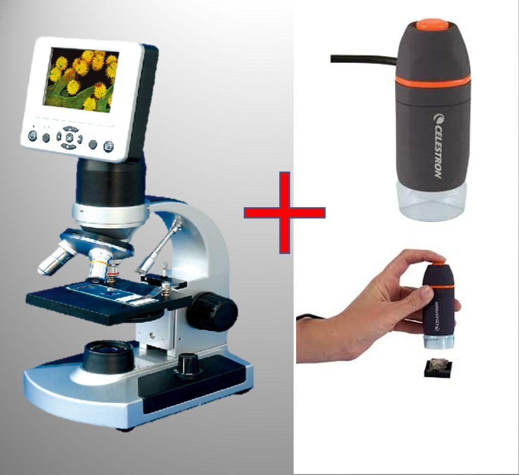 two digital microscopes bundle... Image 1