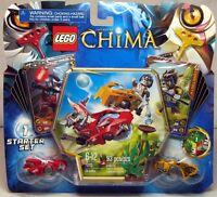 NEW  LEGO CHIMA 70113 CHI BATTLES STARTER SET