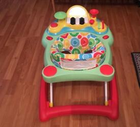 Baby walker ( Excellent box condition)