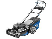 Mac Allister MPRM 46SP Petrol Lawnmower (readvertised right place this time)