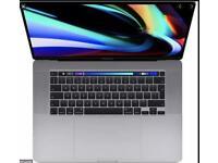 Apple MacBook Pro Laptop - 16 inch 16GB RAM, 512GB SSD, 2.6GHz i7 £2399 @ Apple